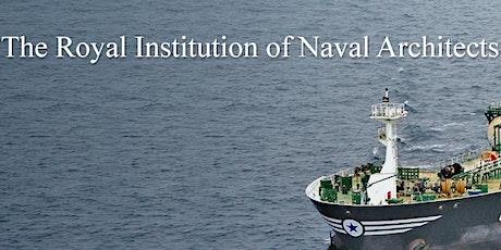 RINA talk: The Evolution of Marine Propulsion Machinery 1840 to 2000 tickets