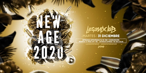 LEGENDCLUB - New Age 2020