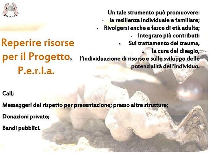 Immagine PROGETTO PERLA -Sostieni o divulga