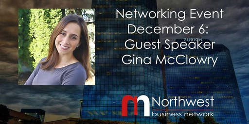 December 6th Networking Event