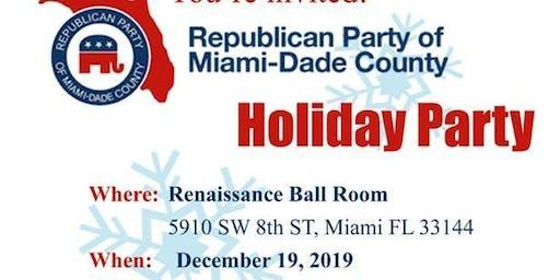 Miami GOP Holiday Dinner