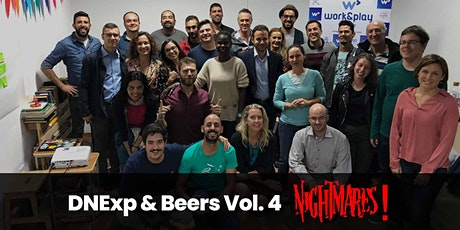DNExp & Beers Vol.4 - Nightmares! entradas