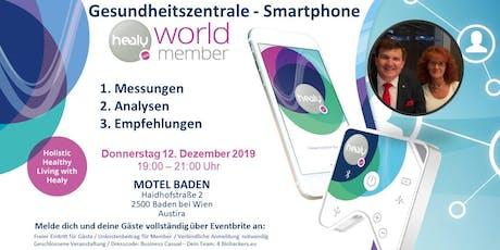 Healy Frequenzen & Wearables - BADEN Tickets