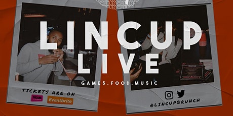 LincUp Live tickets