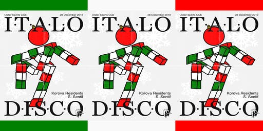Korova presents: Italo Disco Christmas Party