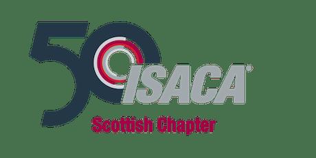 ISACA Scotland  December  Event tickets