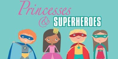 Princesses & Superheroes Breakfast