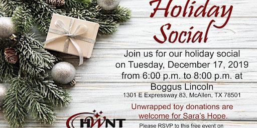 HWNT-RGV Holiday Social 2019