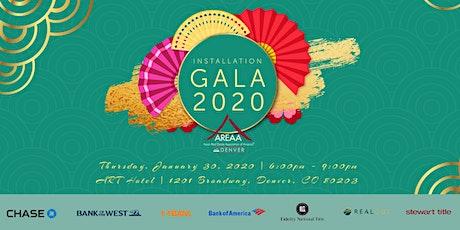 AREAA Greater Denver Installation Gala tickets