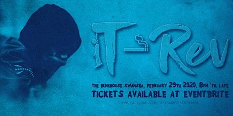 Larynx Live 3 w/ T-Rev tickets