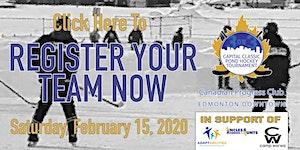 Pond Hockey 3-on-3 Tournament - 2020 Capital Classic