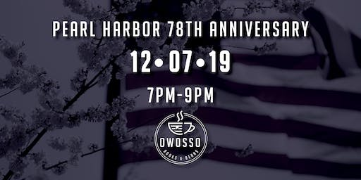Pearl Harbor 78th Anniversary