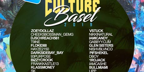 CULTURE BASEL tickets