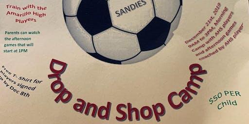 Sandie Soccer Camp
