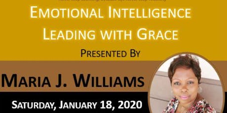 Emotional Intelligence Seminar-Leading with Grace tickets