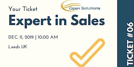Expert in Sales - Leeds tickets