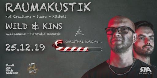 Weihnachten mit /RAUMAKUSTIK