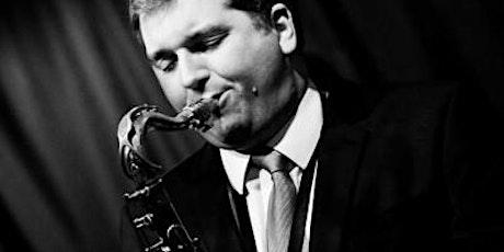 Saxophonist Simon Spillett tickets