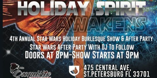 Star Wars Burlesque & After Party
