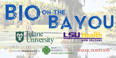 BIO on the BAYOU: An Academic Research Expo tickets