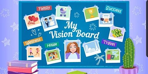 My 2020 Vision Board