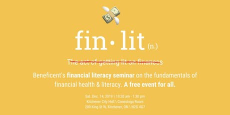 Fin•Lit 2K19: Beneficent's Financial Literacy Seminar tickets
