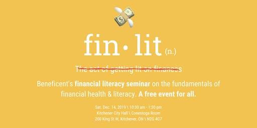 Fin•Lit 2K19: Beneficent's Financial Literacy Seminar