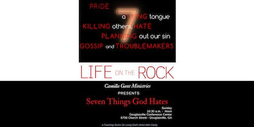 Seven Things God Hates