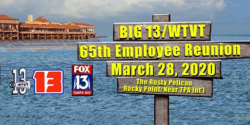 BIG13/WTVT 65th Employee Reunion