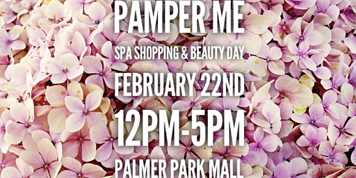 Pamper Me Spa Shopping & Beauty Day!