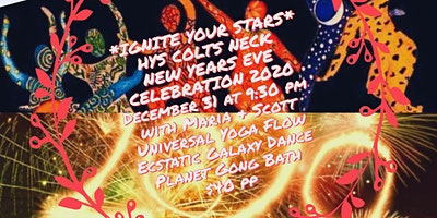 "ANNOUNCEMENT ""IGNITE YOUR STARS"" HSY NYE CELEBRATION"