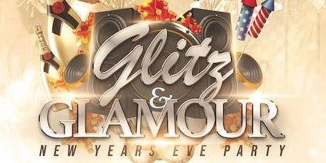GLITS & GLAMOUR  NYE tickets