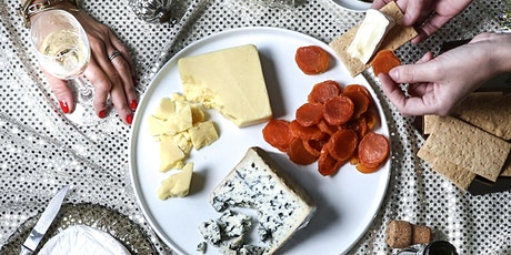 Sparkling Wine and Cheese Pairing @ Murray's Cheese tickets