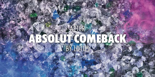 AFTER ABSOLUT COMEBACK ⠀⠀⠀⠀ By Lotus