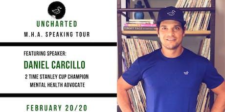 Ducky Brand presents Uncharted: MHA Presentation featuring Daniel Carcillo tickets