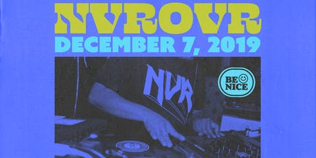 NVROVR 7 Year Anniversary Party tickets