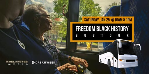 Freedom Black History Bus Tour VI of San Antonio, TX