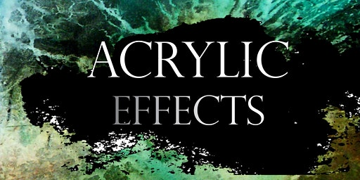 Acrylic Effects- Medium Experimentation