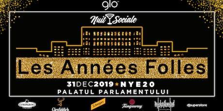 Nuit Sociale ☆ Les Années Folles ☆ NYE 2020 tickets
