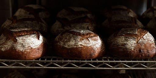 After Hours at Hewn: Mixing, Shaping and Baking Artisan Bread