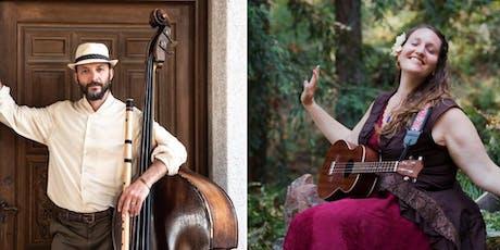 Eliyahu Sills & Lauren Arrow tickets