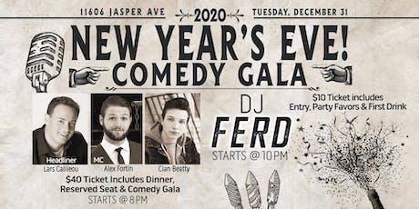 NEW YEARS EVE with DJ Ferd @ Urban Tavern tickets