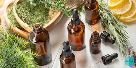 DIY Holiday Gift: Essential Oils Workshop tickets