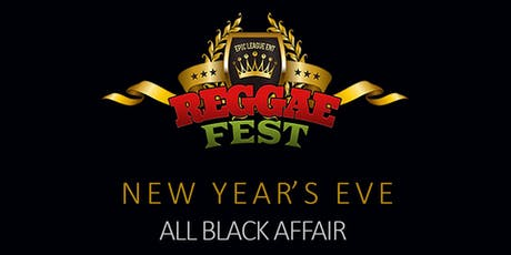 New Year's Eve at Reggae Fest All Black Affair at Howard Theatre tickets