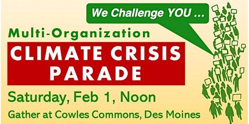 Climate Crisis Parade