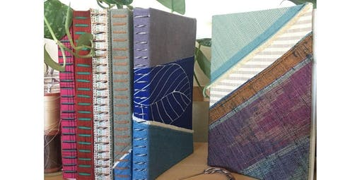 One of a Kind Handmade Bookbinding! (2020-01-09 starts at 6:30 PM)