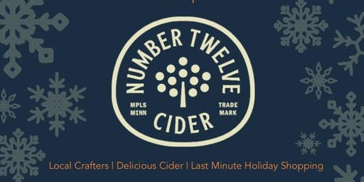 Number 12 Cider Handcrafted Holiday Market