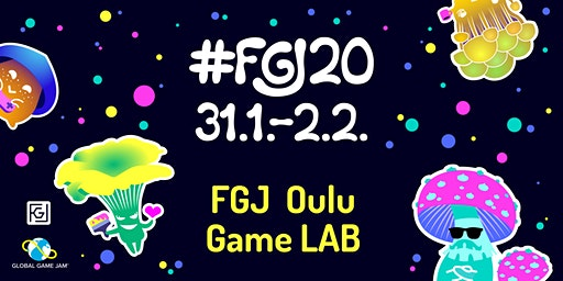 FGJ Oulu Game LAB