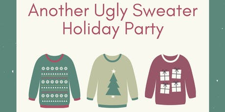 Celebrate another ugly sweater holiday party!! tickets
