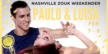 Zoukville February Weekender w/ Paulo & Luisa tickets